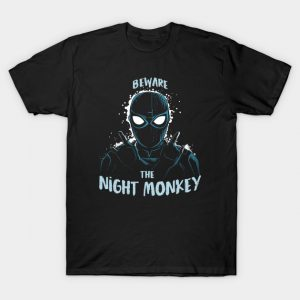 Spider-Man Night Monkey T-Shirt