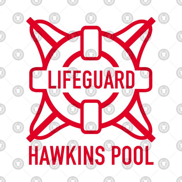 Hawkins Pool Lifeguard