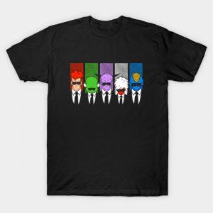 Dragon Ball Z Ginyu Force T-Shirt