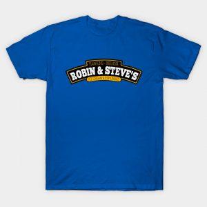 Stranger Things Robin & Steve's T-Shirt