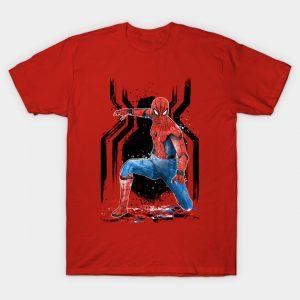 STARK Spider Suit T=Shirt