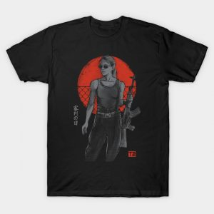 Sarah Connor T-Shirt