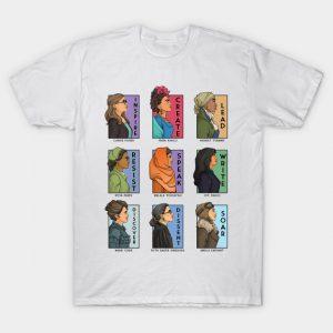 She Series - Real Women Version 1 T-Shirt