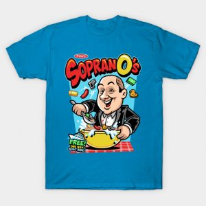 SopranO's Cereal T-Shirt