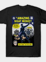 The Amazing Night Monkey T-Shirt