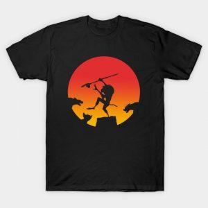The Mandrill Kick T-Shirt