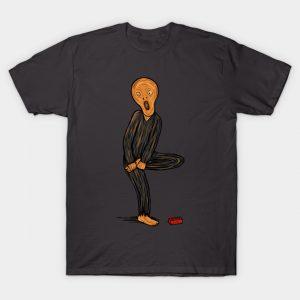 The Scream Of Pain! T-Shirt