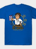 Vault Russian Scientist T-Shirt