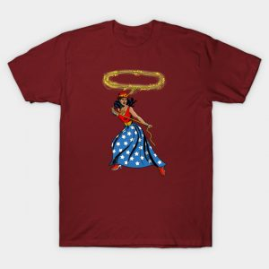 Wild West Wonder Woman T-Shirt