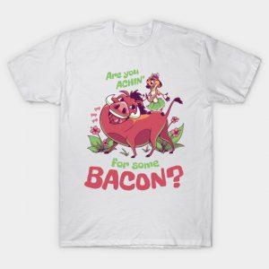 Timon and Pumbaa T-Shirt