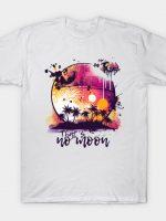 summer side watercolor T-Shirt