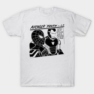 Spider-Man and Iron Man T-Shirt