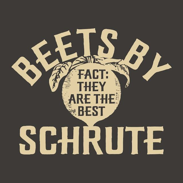 BEETS BY SCHRUTE