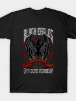 Black Eagles Crest T-Shirt