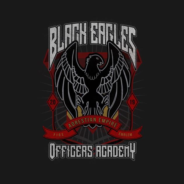 Black Eagles Crest