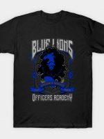 Blue Lions Crest T-Shirt
