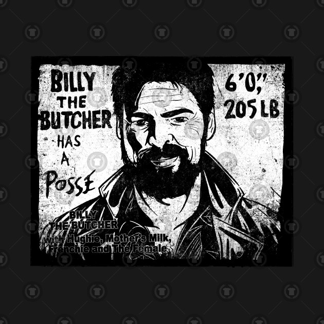 The Boys Billy Butcher