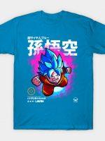 CHIBI: X10 KAIOKEN KAMEHAMEHA T-Shirt