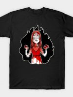 Carrie Illustration T-Shirt