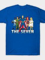 Cartoon Seven T-Shirt