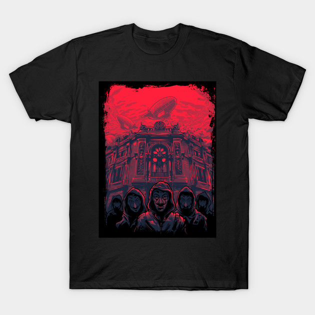 Money Heist T-Shirt
