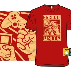 Gamers Unite T-Shirt