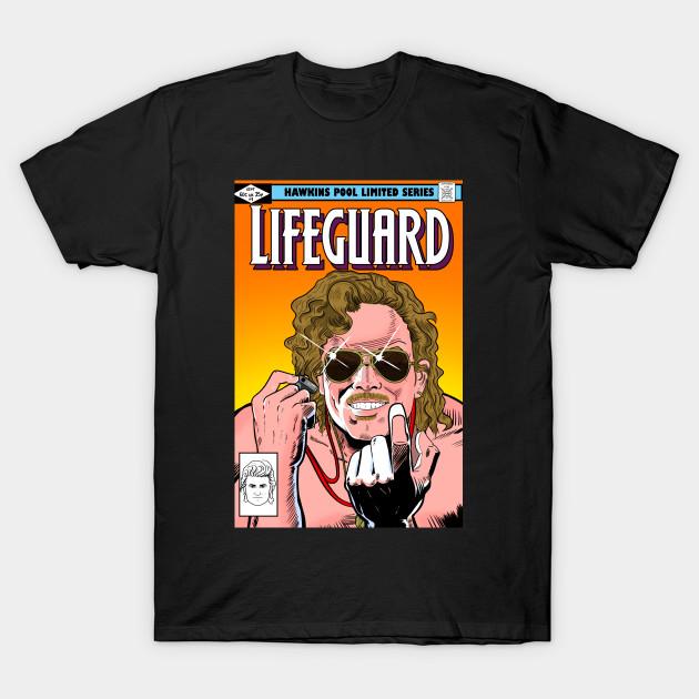 Lifeguard - Stranger Things T-Shirt