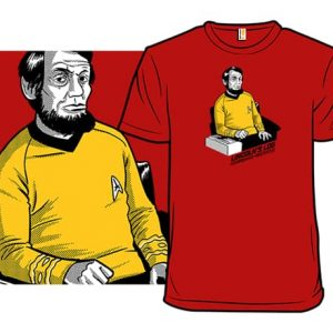 Lincoln's Log T-Shirt