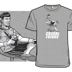 Star Trek Spock T-Shirt