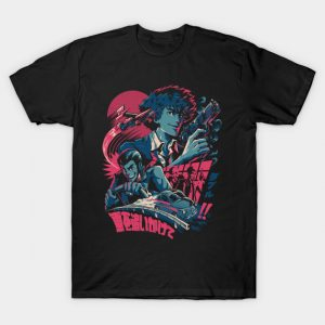Lupin the Third and Cowboy Bebop T-Shirt