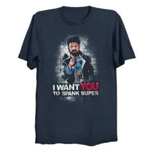 The Boys Billy Butcher T-Shirt