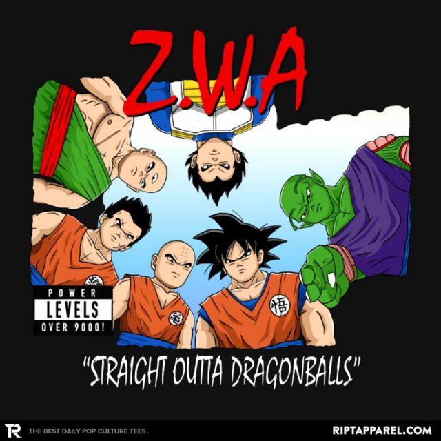 Straight Outta Dragonballs