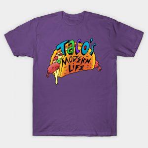 Taco's Modern Life T-Shirt