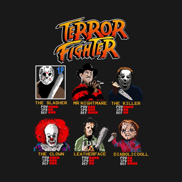 Horror Movie Mashup