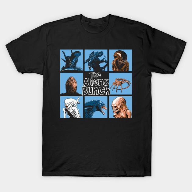 The Aliens Bunch T-Shirt