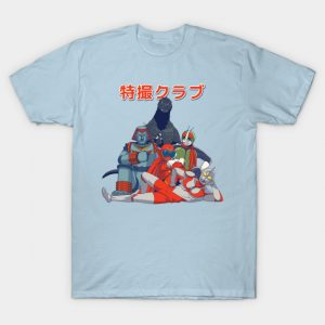The Tokusatsu Club T-Shirt