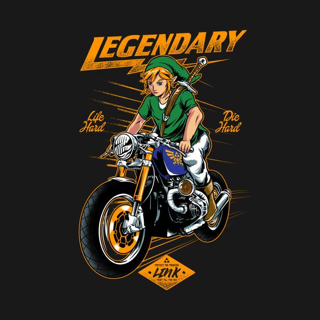 Legend of Zelda - Legendary