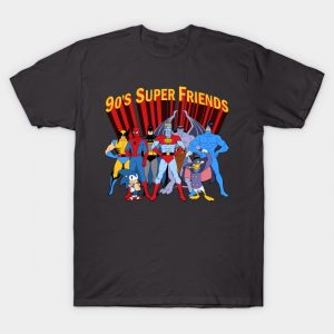 90's Super Friends T-Shirt