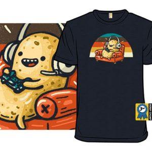 A Couch Potato T-Shirt