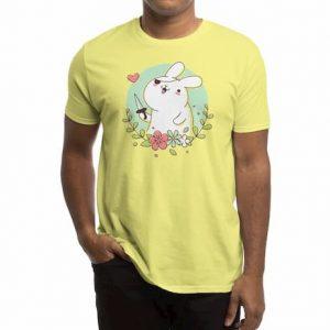 BADASS RABBIT T-Shirt