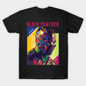 BLACK PANTHER WPAP FANART
