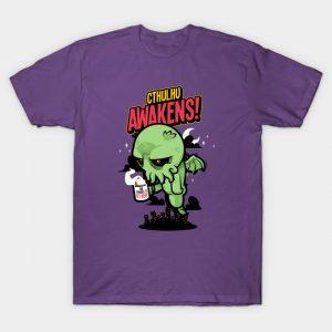 Cthulhu Awakens! T-Shirt