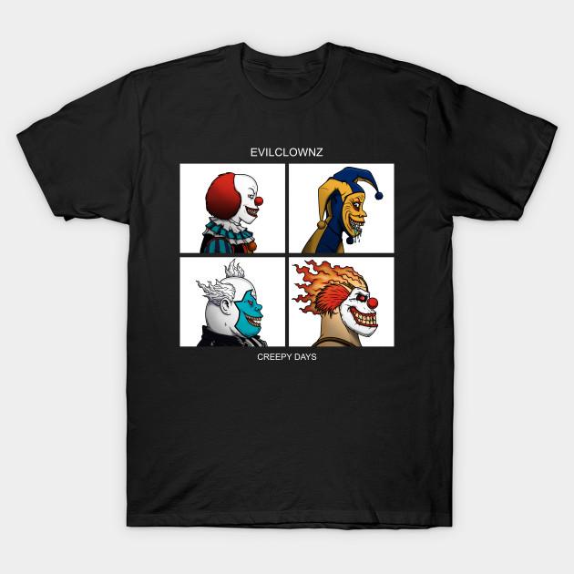 Evilclownz 90's T-Shirt