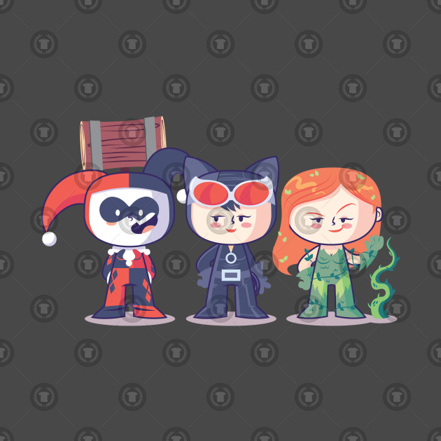 Gotham Girlies
