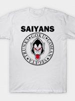 Great Apes manga T-Shirt