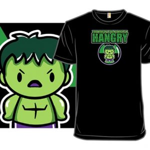Hangry Hulk T-Shirt