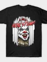 Here's Penny! T-Shirt
