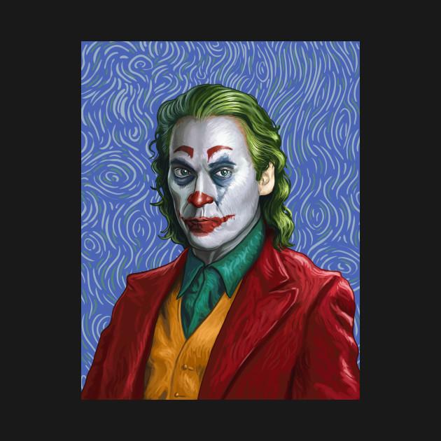 Joker Van Gogh