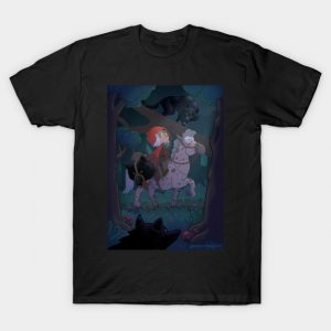 Little Red Witcher T-Shirt