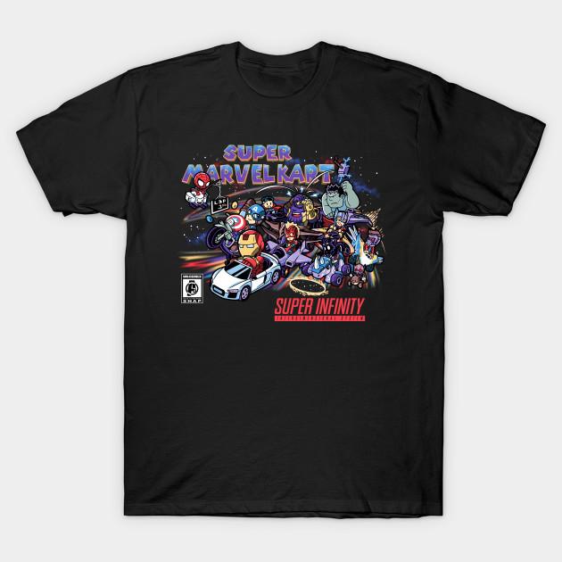 Marvelous Kart T-Shirt